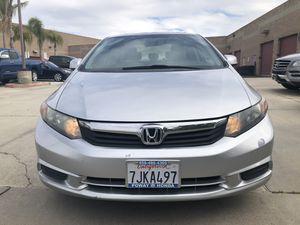 ***2012 Honda Civic EX 53,000 Miles Clean Title *** for Sale in Temecula, CA