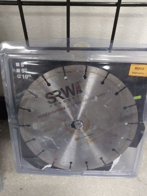 "10"" Diamond Paver Saw Blade for Sale in Tampa, FL"