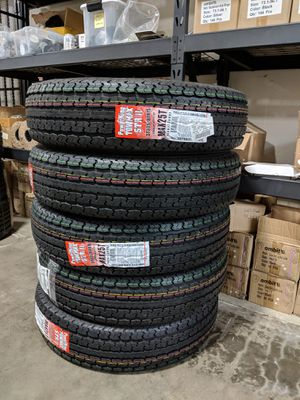POWERKING TOWMAX STRII ST235/80R16 TRAILER TIRES for Sale in El Monte, CA