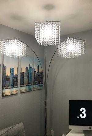 Floor stand lamp for Sale in Fullerton, CA