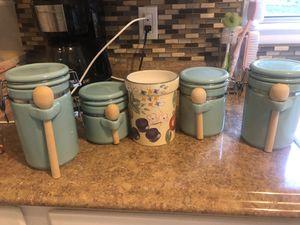 Kitchen flour and sugar set for Sale in Nashville, TN