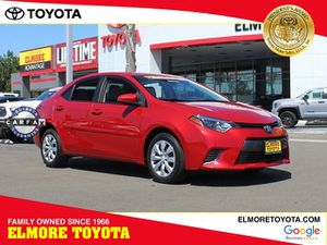 2016 Toyota Corolla for Sale in Westminster, CA