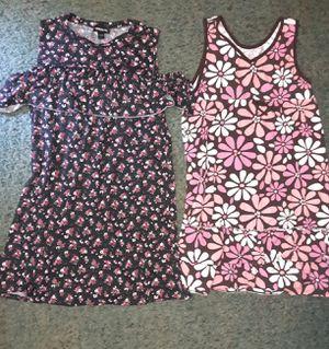 Girls Lg/XL Dresses, Joe Boxer and Faded Glory for Sale in El Dorado, AR