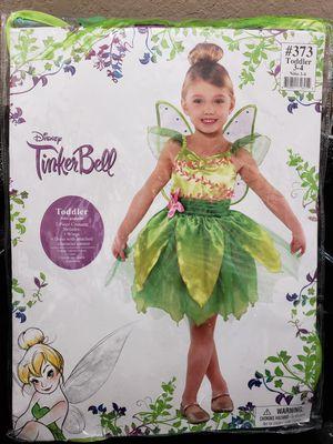 Tinkerbell toddler costume for Sale in Tamarac, FL