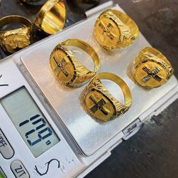18k gold rings for Sale in Nashville,  TN