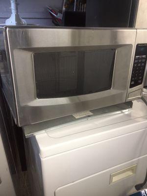 Kitchenaid stainless steel microwave for Sale in Egg Harbor City, NJ