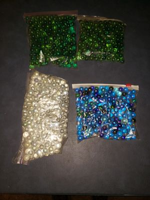 Decorative glass marble/beads/gems for Sale in Homestead, PA