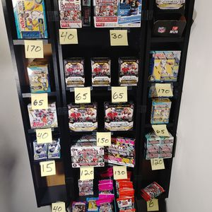 Prizm, Hoops, Contenders, Donruss, Playoff, Megas, Blasters, Cellos . for Sale in New Britain, CT