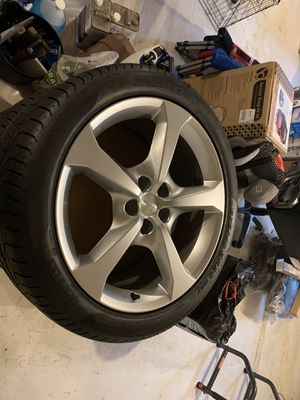 P/zero tires Camaro SS rims for Sale in CT, US