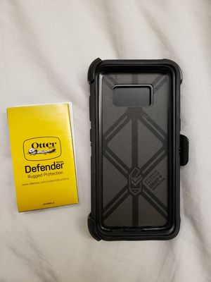 Samsung Galaxy S8 Otterbox Defender Series for Sale in Lakewood, CA
