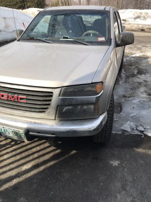 2005 GMC Canyon 4wd for Sale in Berlin, NH