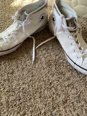 Men's converse allstar shoes for Sale in Wenatchee, WA