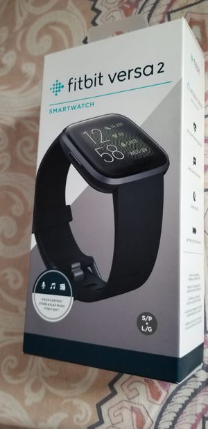 Fitbit Versa 2 - Brand new for Sale in Palm Beach Gardens, FL
