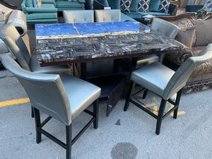 Marble Top Dining Table Brand New! for Sale in Laveen Village, AZ