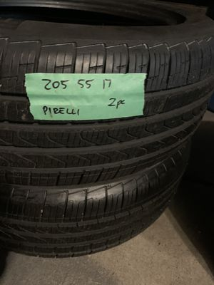 205 55 17 pirelli for Sale in Bloomingdale, IL
