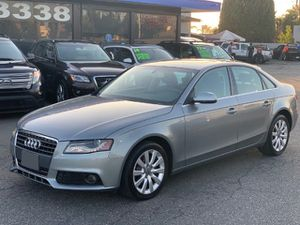 2010 Audi A4 2.0T Premium Plus , Titulo Limpio, Interior de piel, TurboCharged 2.0 Liter 4 Cylinder, millas 100k, auxiliary..Y MUCHO MAS.. for Sale in Downey, CA