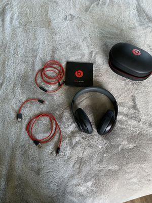Beats studio headphones for Sale in Middleborough, MA