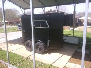 Tandem axle two horse trailer for Sale in Morristown, TN