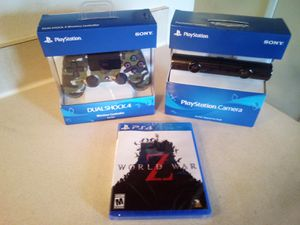 New PlayStation 4 Accessory Bundle ~ All Info in Post for Sale in Tulsa, OK