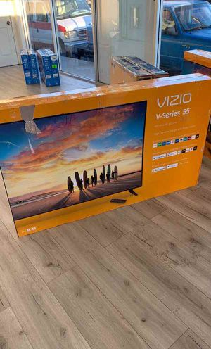 Vizio TV!! All new with Warranty! 55 inch television! UMW9K for Sale in DeSoto, TX