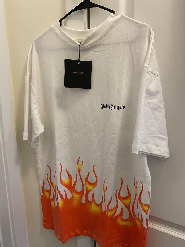 Palm Angels Firestarter Tshirt Size XL