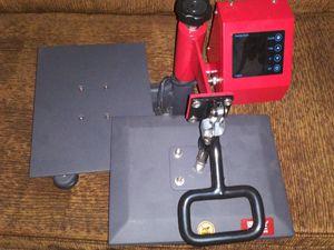 Heat press machine for Sale in Portland, OR