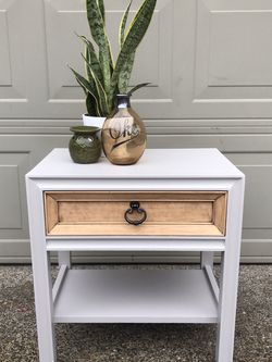 Refinished Nightstand/Side Table for Sale in Oregon City,  OR