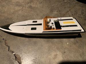 Rc boat for Sale in Aurora, IL