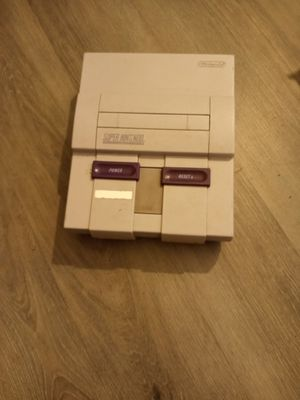 Super Nintendo Console for Sale in Columbus, OH