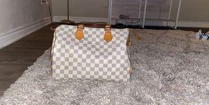 LV speedy bag (medium) Authentic 100% for Sale in San Antonio, TX