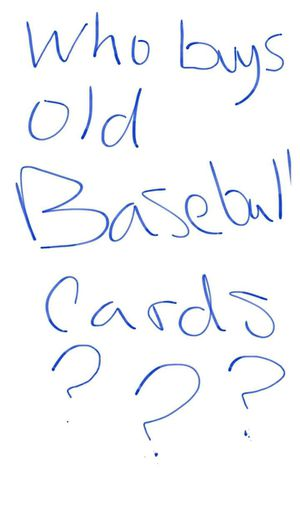 Who buys baseball cards for Sale in Houston, TX
