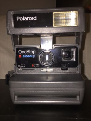 VINTAGE!!! Polaroid 600 Camera for Sale in Cleveland, OH