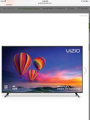 """70"""" Vizio 4K Smart TV for Sale in Parkersburg, WV"""