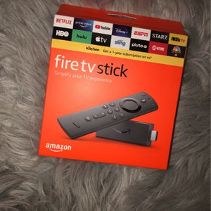 Fire Tv Stick for Sale in Niagara Falls, NY