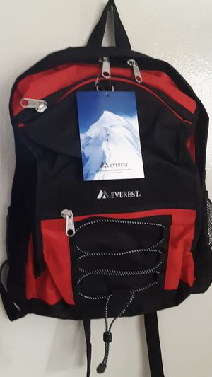 Everest two-tone red backpack for Sale in Los Angeles, CA
