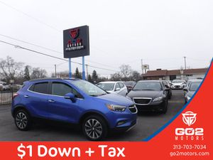 2018 Buick Encore for Sale in Redford Charter Township, MI