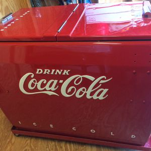 1950's Rare Coca Cola Westinghouse Cooler WD10 for Sale in Rockville Centre, NY