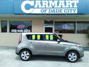 2015 Kia Soul for Sale in Dade City, FL