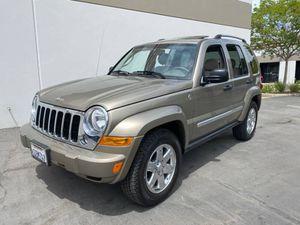 2007 Jeep Liberty for Sale in Rocklin, CA