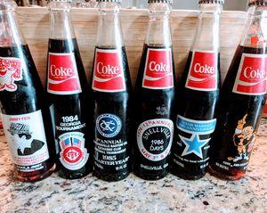 Antique glass soda bottles for Sale in St. Petersburg, FL