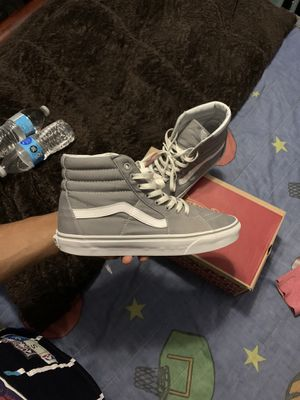 vans sk8 hightop size 9.5 for Sale in St. Cloud, FL