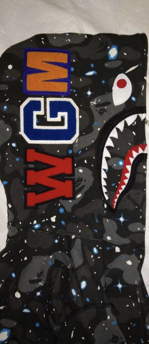 Bape Space Camo Hoodie for Sale in Bethesda, MD