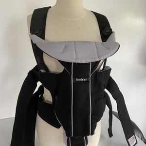 Babybjorn Carrier with back support for Sale in Palm Harbor, FL