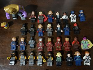 Lego Marvel minifigures Lot for Sale in Pickerington, OH