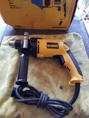 DEWALT 1/2 in. Variable Speed Reversible Hammer Drill for Sale in Rialto, CA