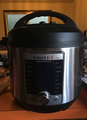 instant pot ultra for Sale in Vancouver, WA