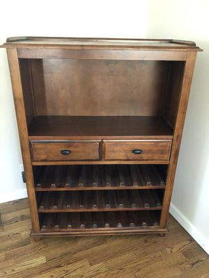 Beautiful Pottery Barn Solid Wood Bar for Sale in Portland, OR