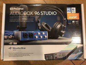 AudioBox 96 Studio (PreSonus) for Sale in Danbury, CT