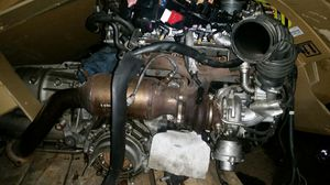 2009-2012 Audi A4 2.0 tfsi engine for parts for Sale in Chicago, IL
