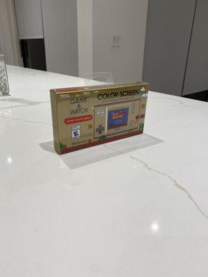 Nintendo Game & Watch Super Mario Bros for Sale in Hallandale Beach, FL